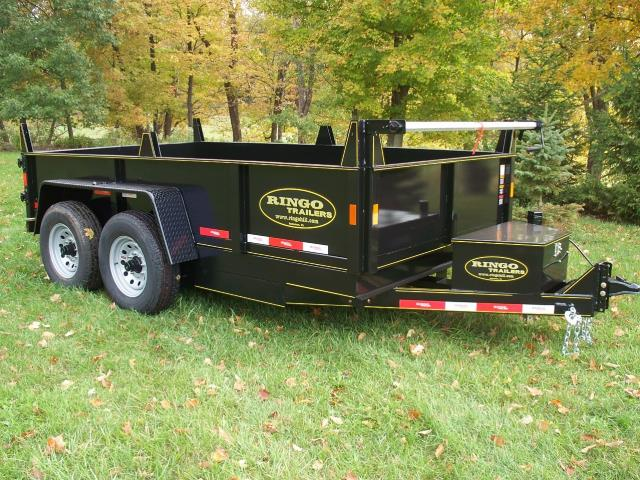 Where To Find Dump Trailer 12000 Lb In Port Huron ...