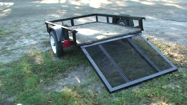 Where to find Trailer, 4 x6 in Port Huron