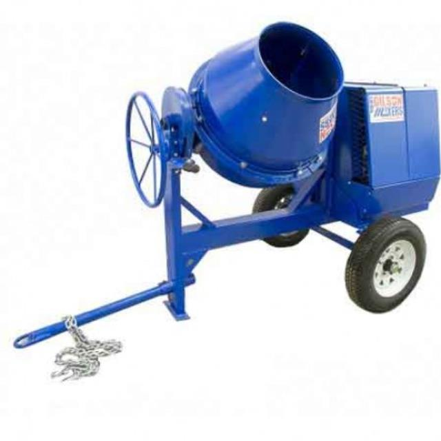 Where to find Cement mixer, gas 6 cu. ft in Port Huron