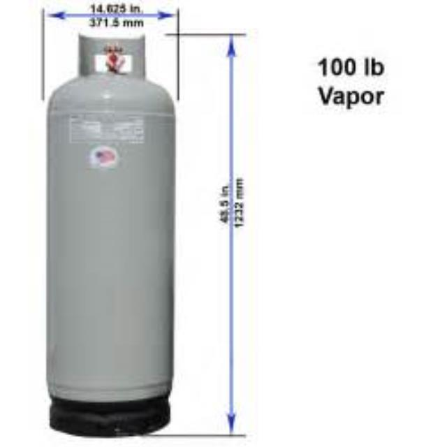 Where to find Tank, propane 100 in Port Huron
