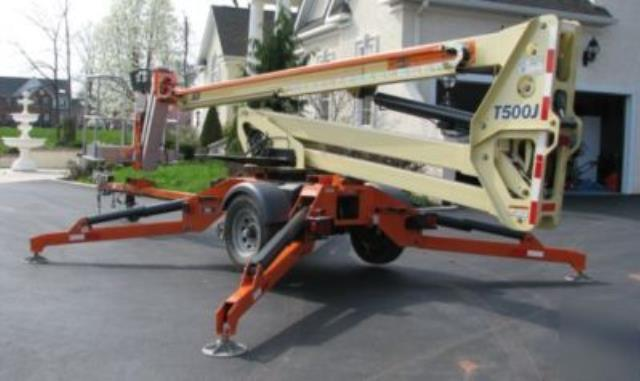 Where To Find Boom Lift 50 Ft Towable In Port Huron ...