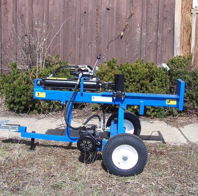 Where to find Log splitter in Port Huron