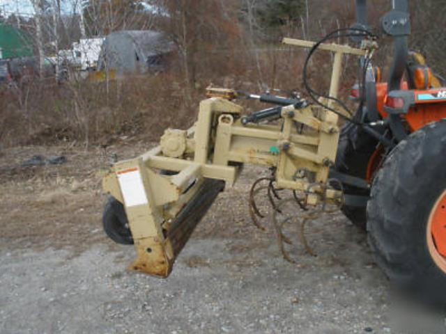 Where to find Harley rake attachment in Port Huron