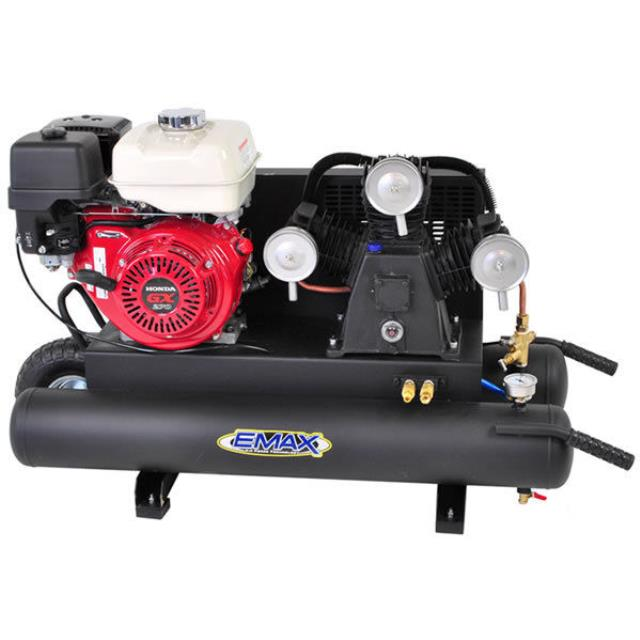 Where to find Air compressor, gas 8hp in Port Huron