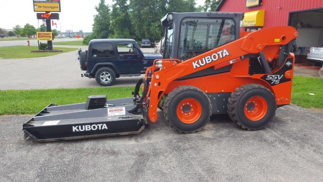 Where To Find BRUSH CUTTER SKID STEER In Port Huron ...