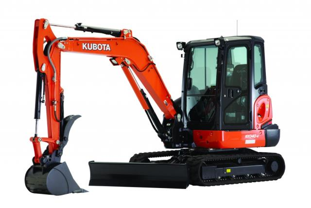 Where to find EXCAVATOR w CNPY 6WAY QC 36    24  BUCKE in Port Huron