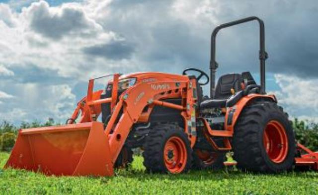 Where to find LX2610HSD 4WD TRACTOR W ROPS in Port Huron