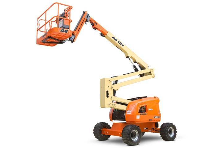 Rent Hoists & Scissor Lifts